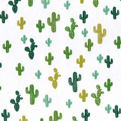 tela cactus verdes
