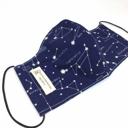mascarilla constelaciones abierta