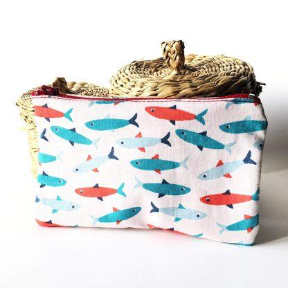 monedero peces