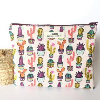 neceser cactus colores