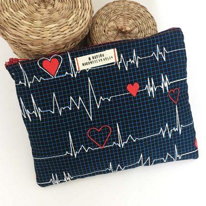neceser electrocardiograma