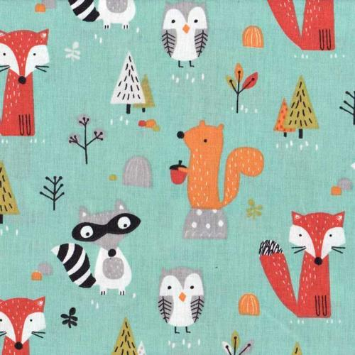 140 - ANIMALES BOSQUE