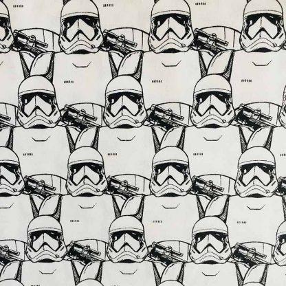 tela estampada starwars stormtroopers