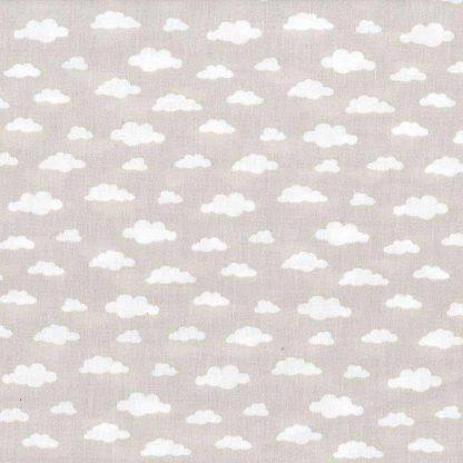 tela nubes gris