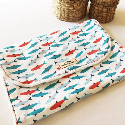 toalla lactancia peces